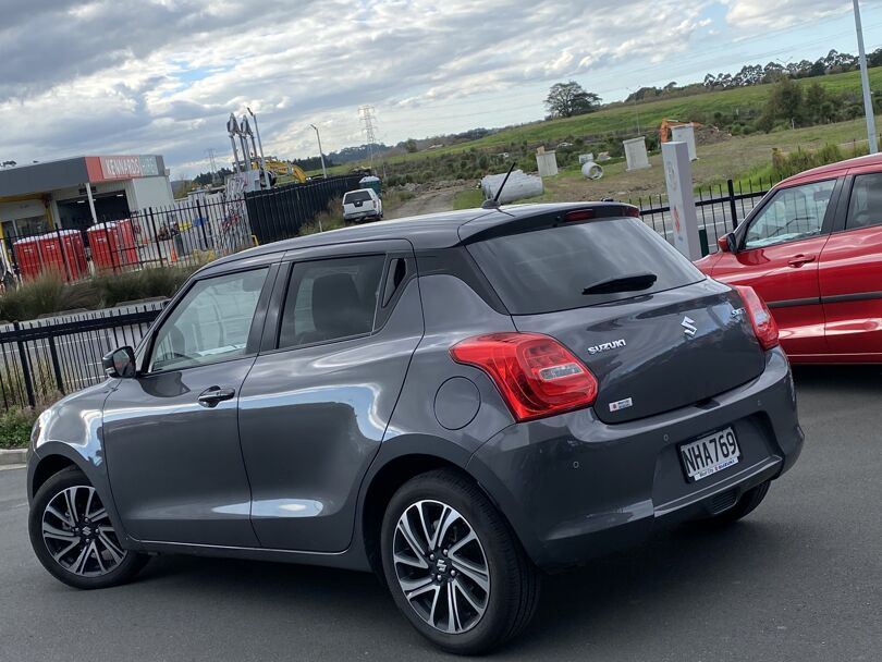 2021 Suzuki Swift 2
