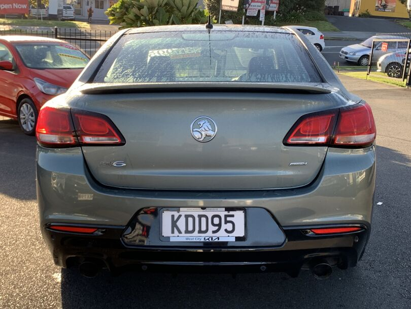 2016 Holden Commodore 3