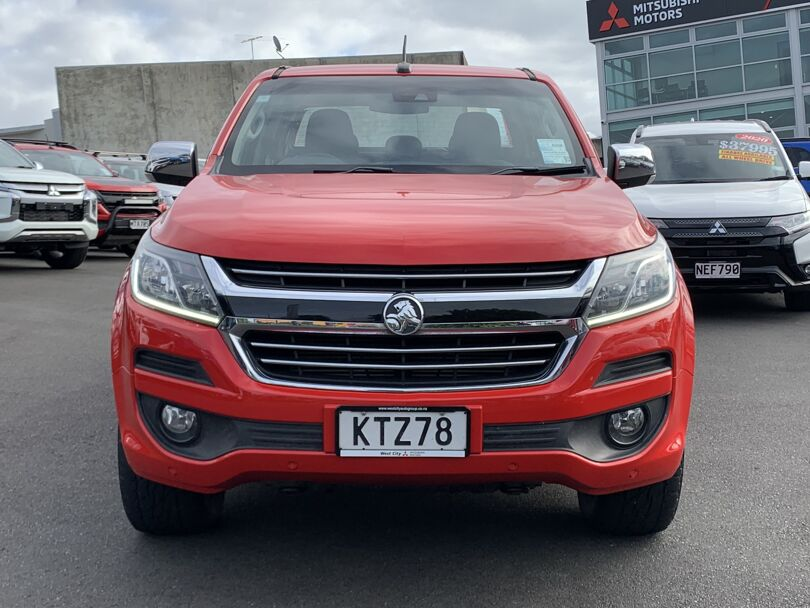 2017 Holden Colorado 2