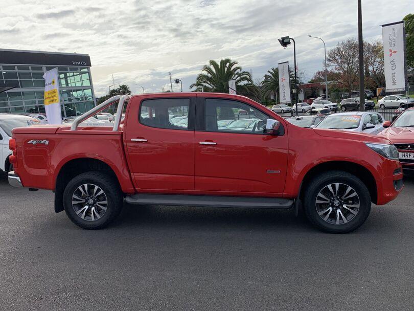 2017 Holden Colorado 6