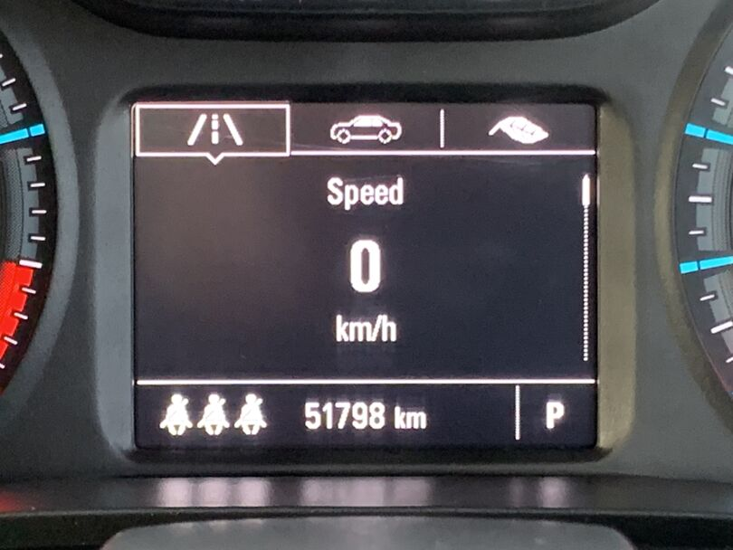 2018 Holden HSV 5