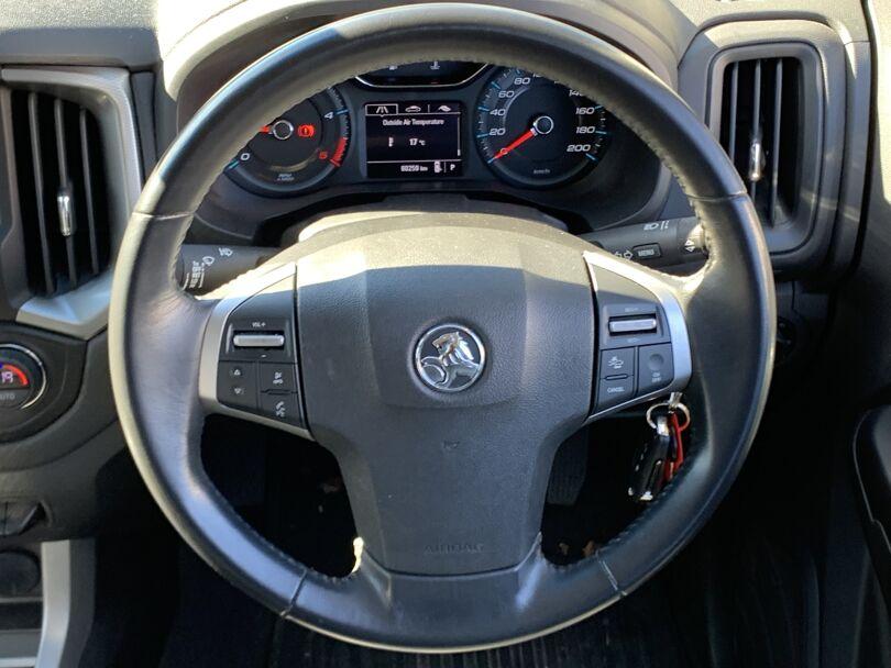 2018 Holden Colorado 8