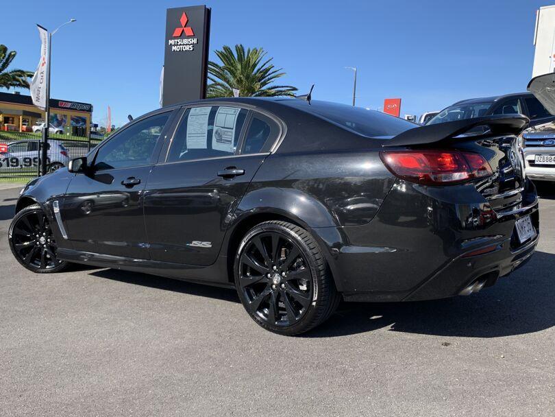 2018 Holden Commodore 5