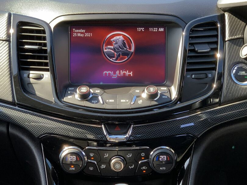 2018 Holden Commodore 9