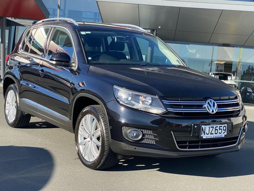 2014 Volkswagen Tiguan 7