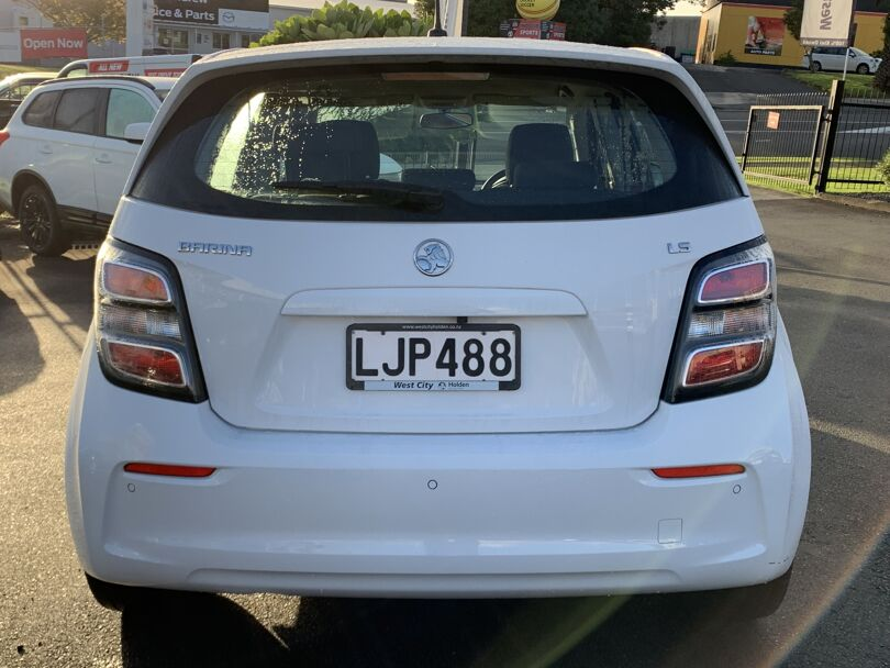 2018 Holden Barina 3