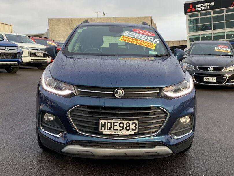 2020 Holden Trax 2