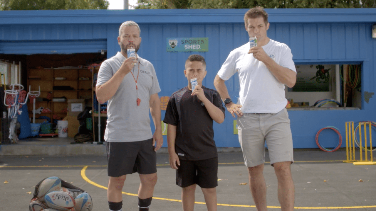 Fonterra Milk For Schools Coach