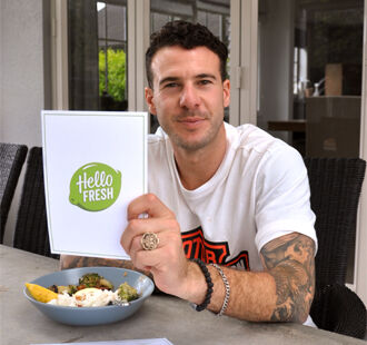 HelloFresh influencers