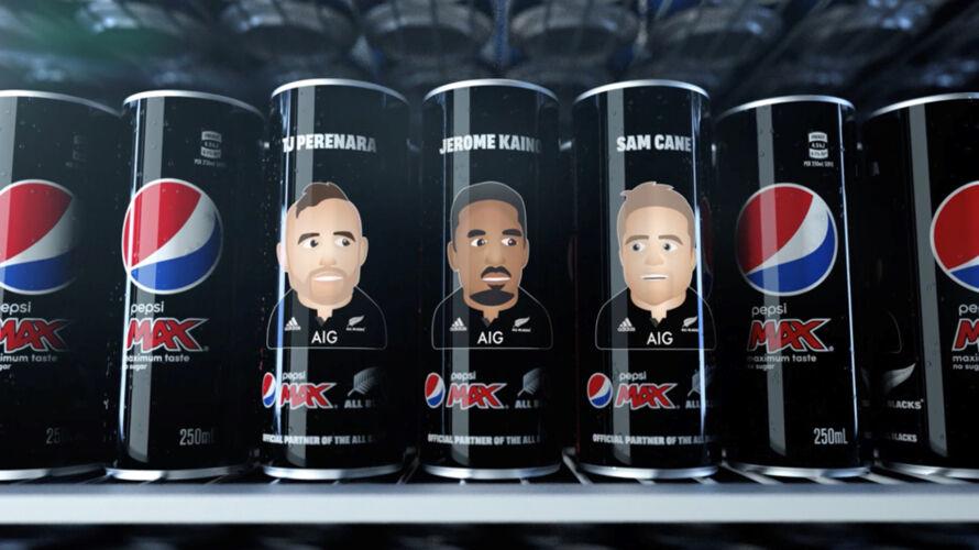 Project Hero Pepsi
