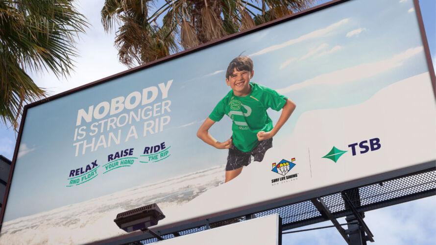 TSB billboard
