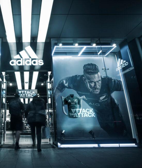 adidas ATA flagship xpx