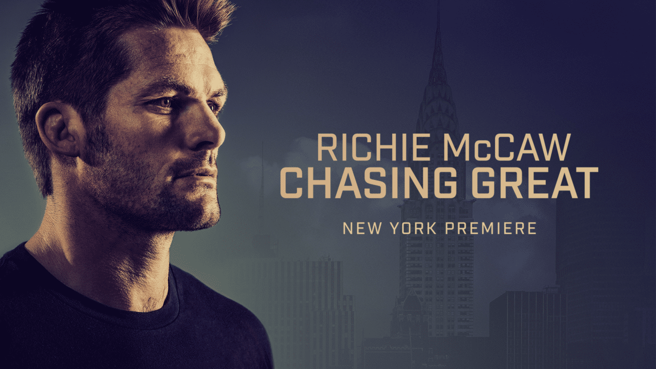 chasing great ny premiere