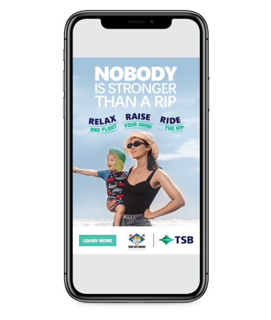 TSB water safety big mobile