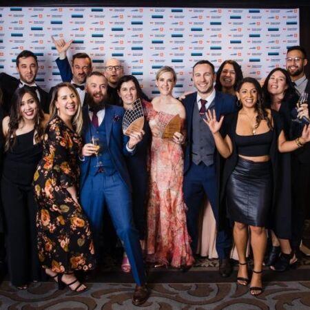 Westpac Bus Awards win