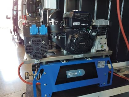 AT Air Compressors Generator