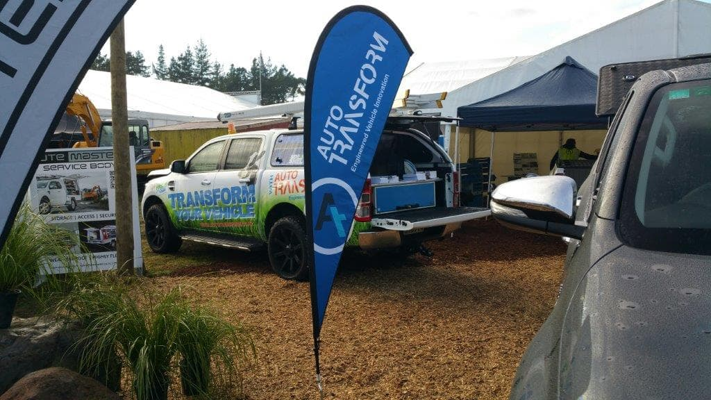Autotransform fieldays