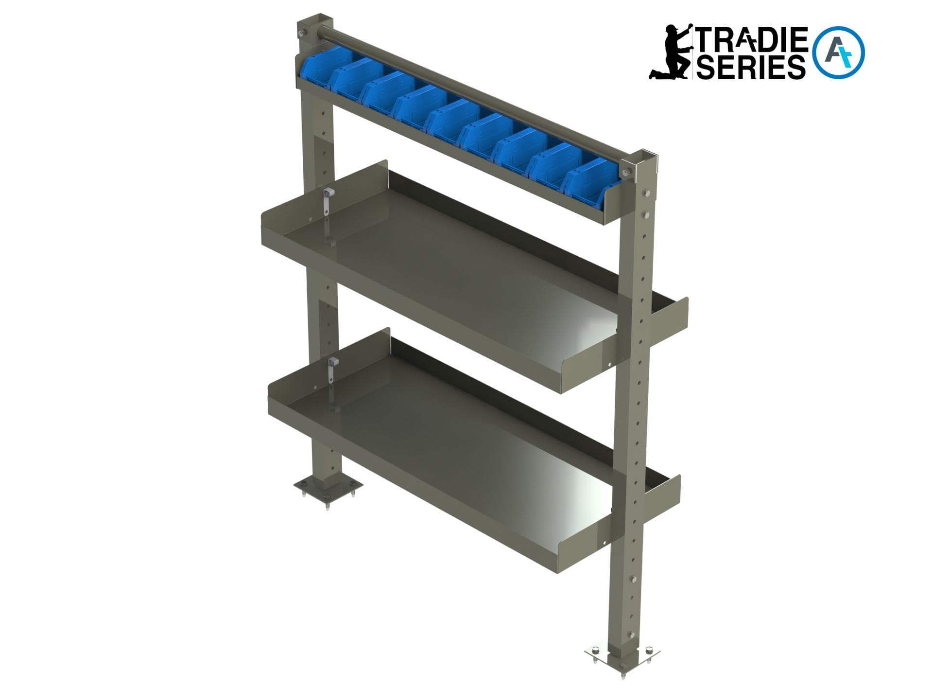 Trade Shelving folding shelf1 jpg