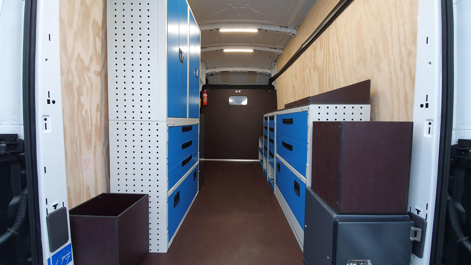 ford transit cargo jointer fitout hero
