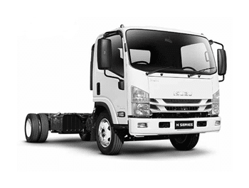 Custom fitouts for Isuzu trucks