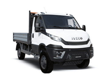Custom fitouts for Iveco trucks