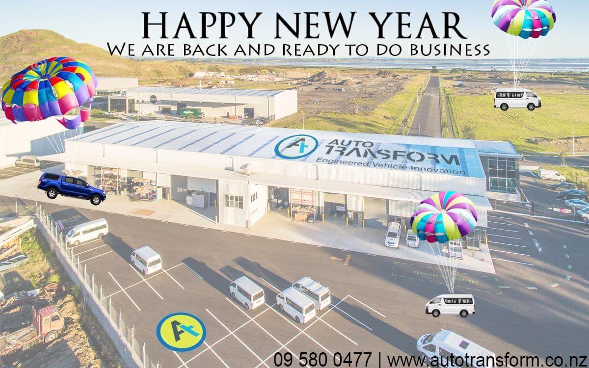 new year AT