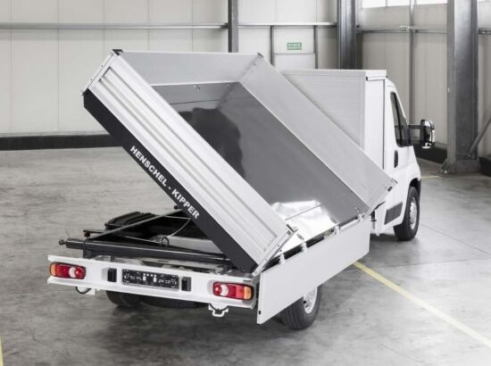 Custom truck tipper