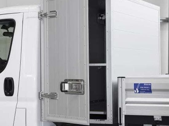 Truck tool cabinets