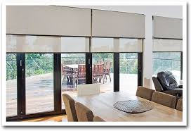 Dual roller blinds