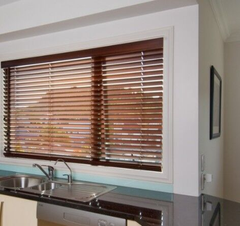Timber Venetian Blinds Online