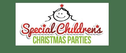special childrens christmas parties logo