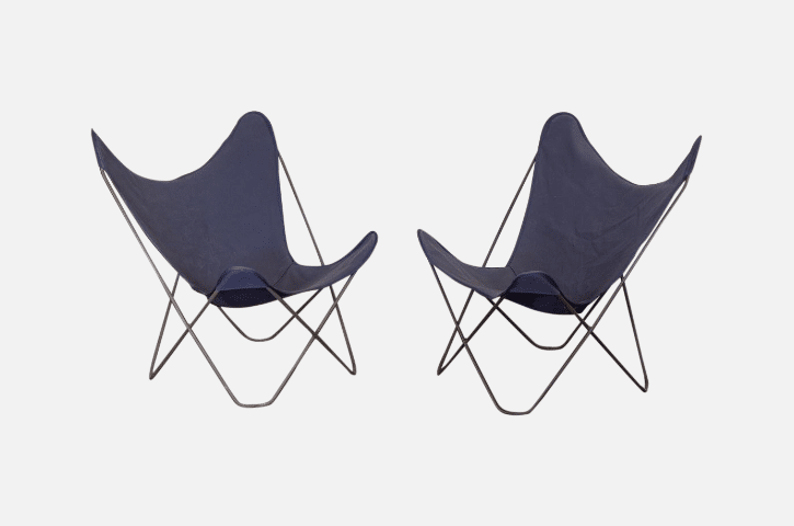 Outdoor Chair Re covering Butterfly Chairs