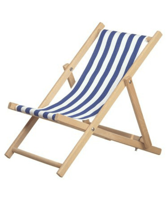 deck chair replacement slings