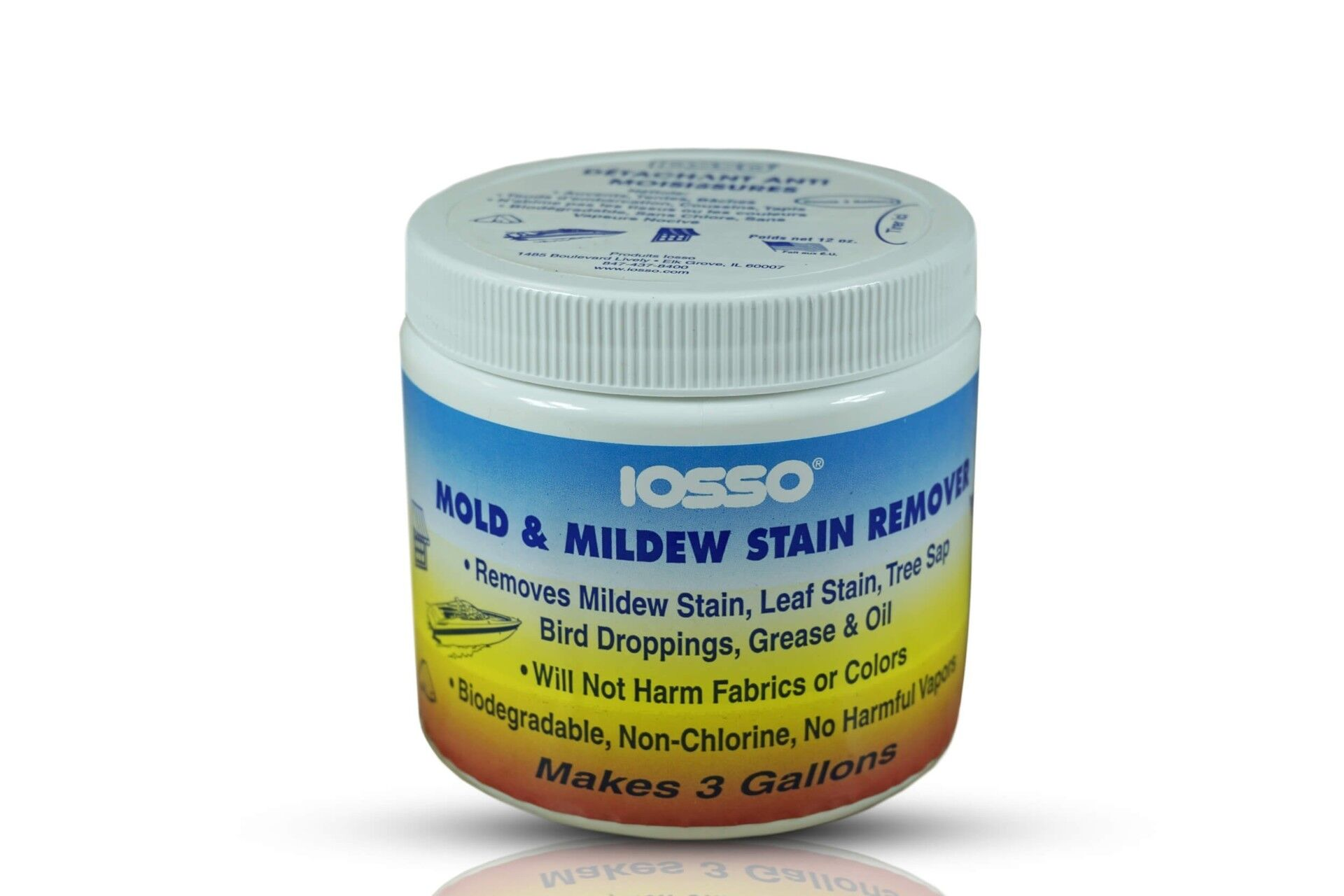 iosso mold mildew stain remover