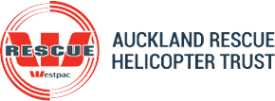 logo auckland rescue helicopter trust