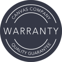 Canvas Company 5 Year Warranty e1565155005189