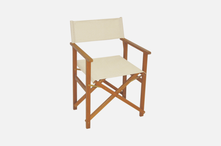 Outdoor Chair Re covering Director Chairs