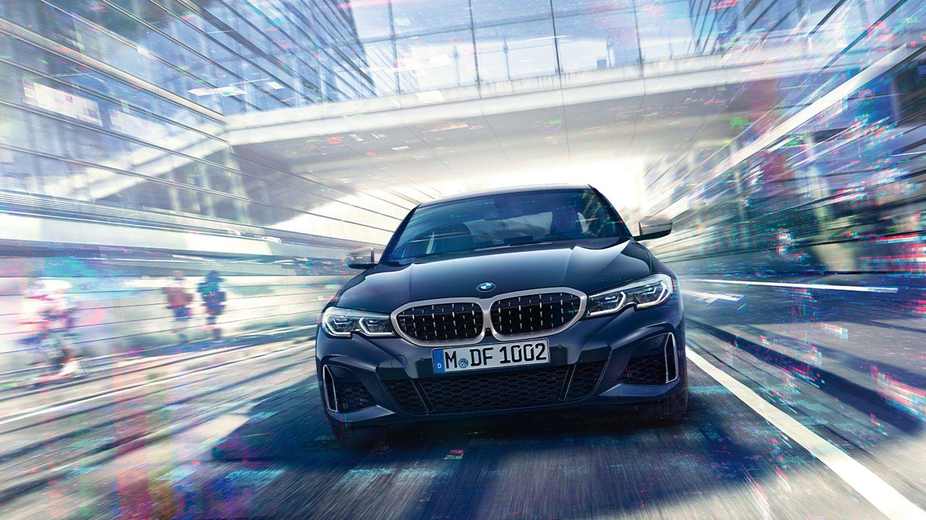 BMW M3 Sedan Hero Image