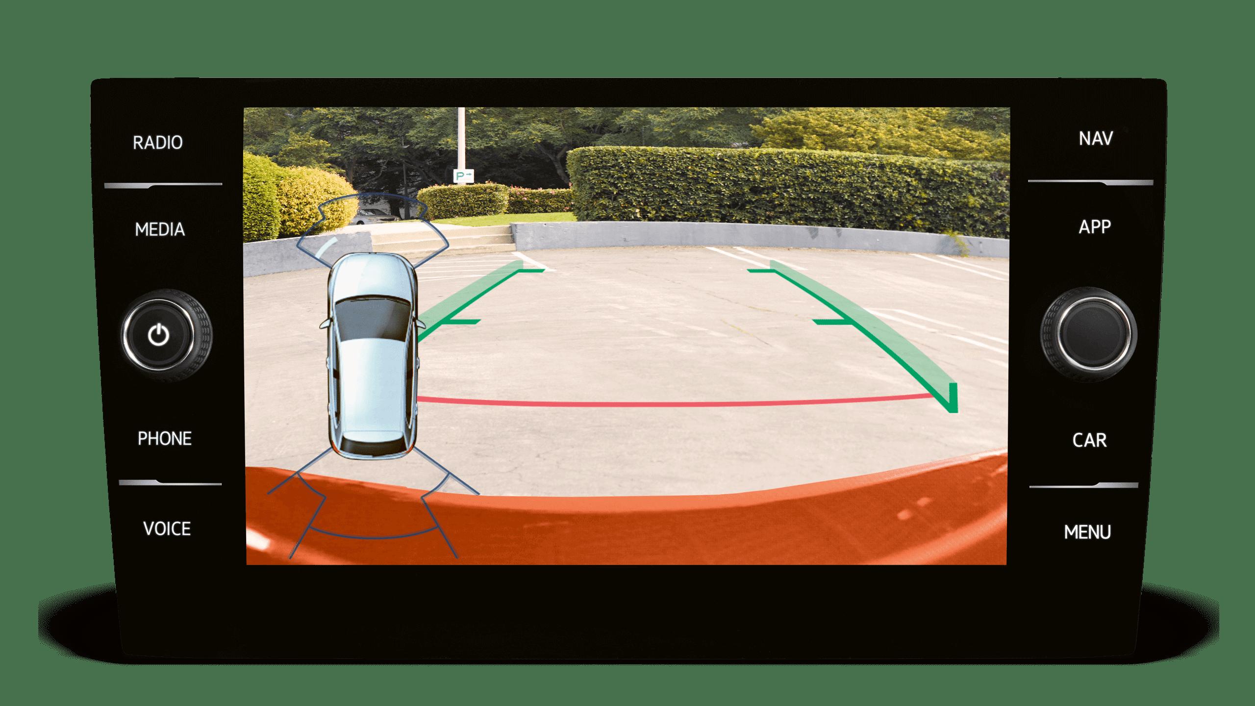 mib parking sensors