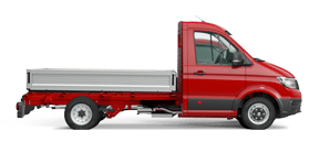 cc vw crafter cab chassis thumb