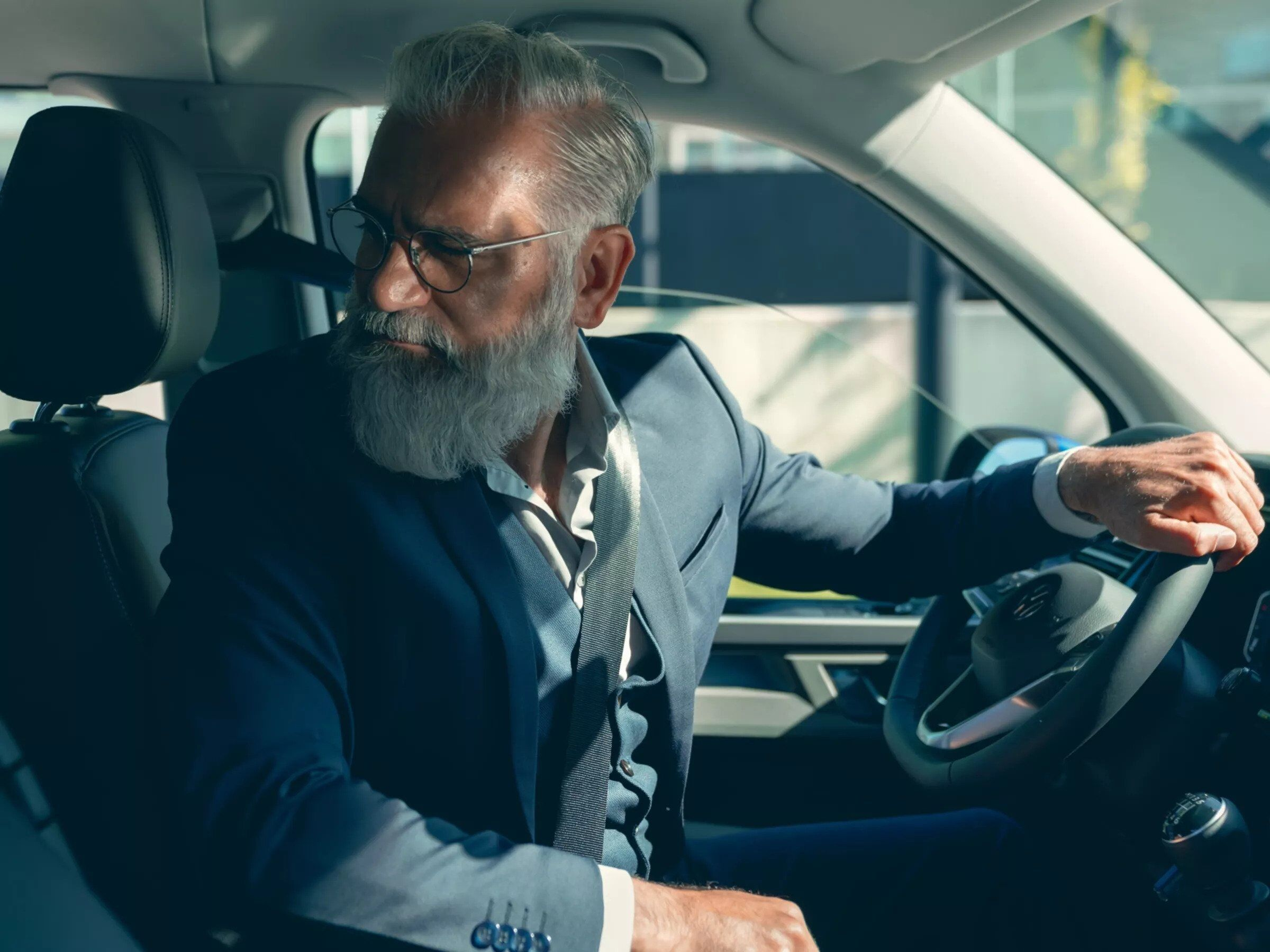 caravelle chauffeur
