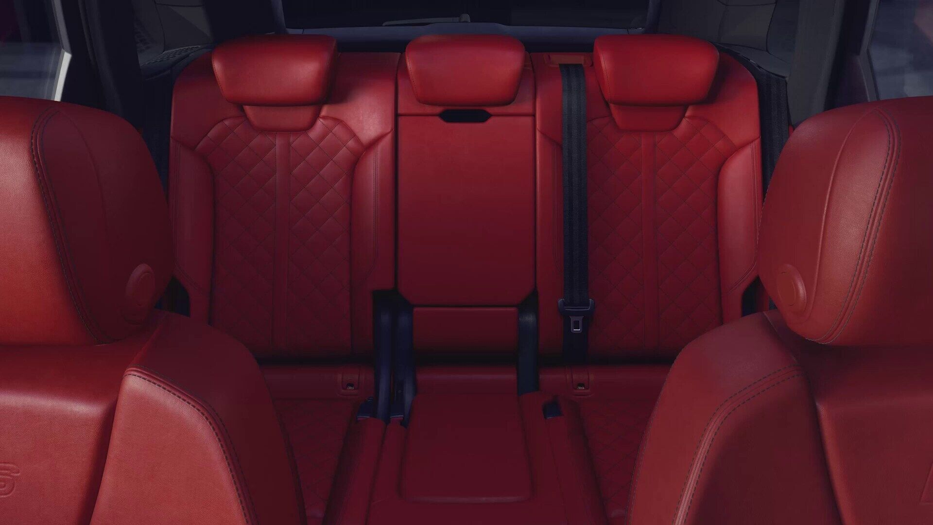 audi sq interior seats
