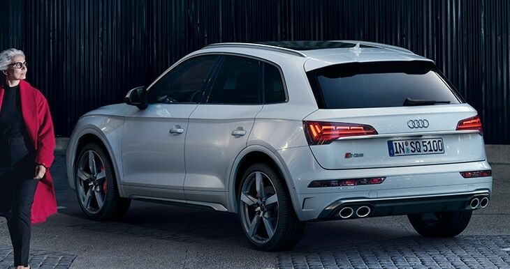 audi sq performance brought to life