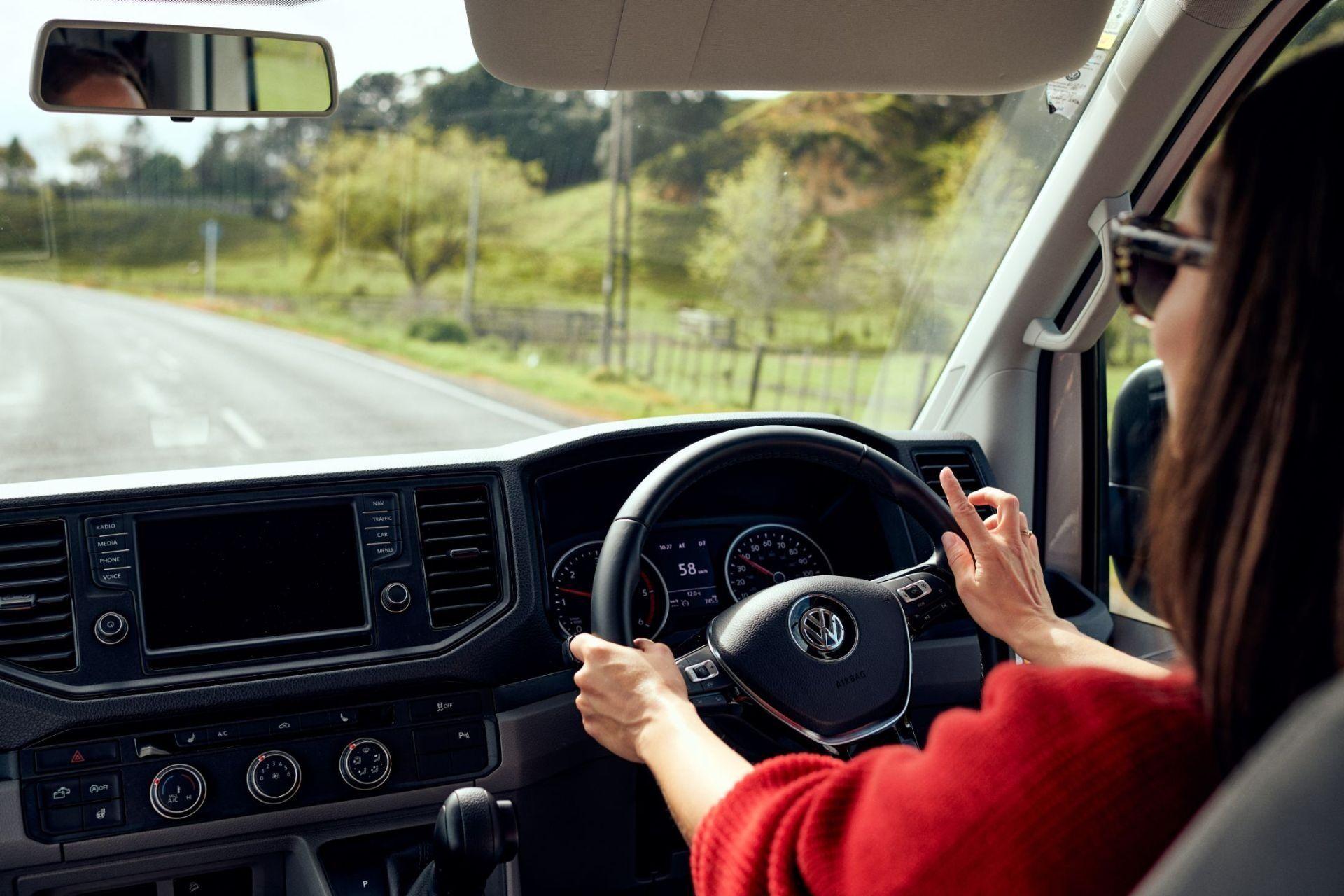 grand california interior driving