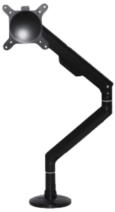 products E monitor arm black