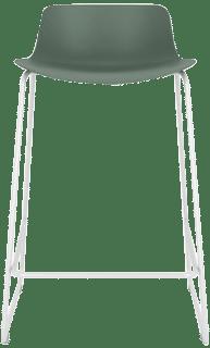 products Maari sled base stool low back
