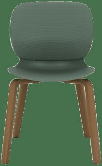 products Maari wood base chair