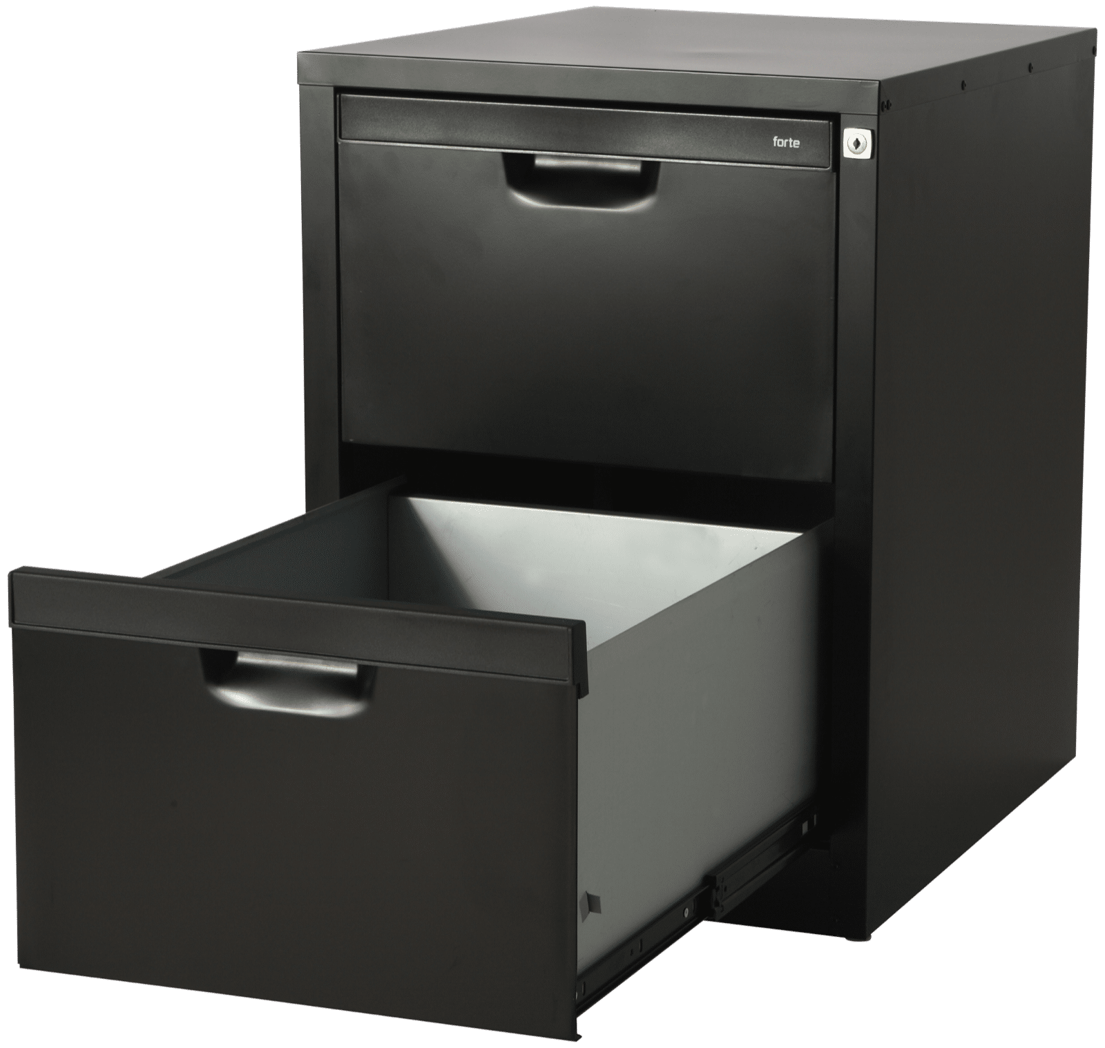 products compact filing cabinet open
