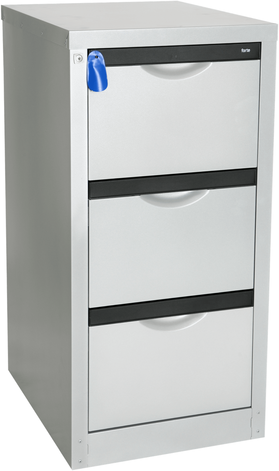 products forte filing cabinet 3drawer