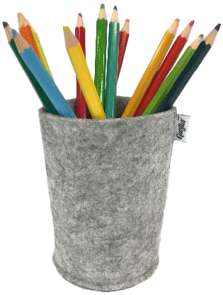 products gustav pencil cup